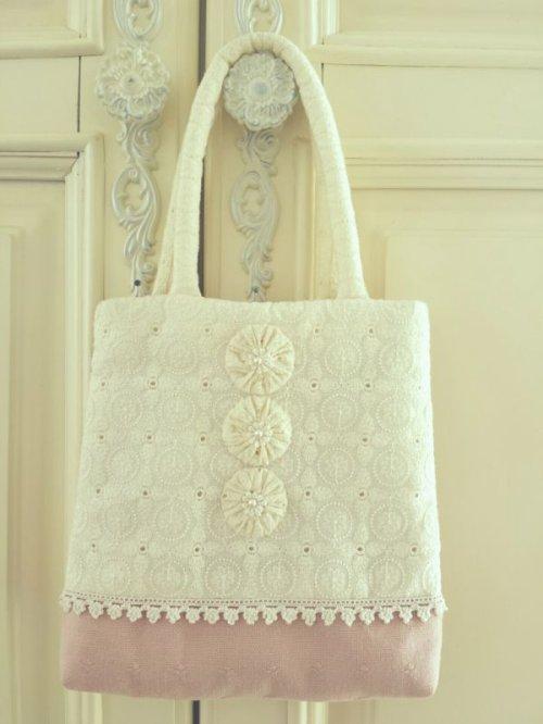 他の写真2: ヨーヨーキルトのバッグのキット