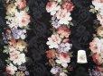 画像1: 中くらいの花柄 (1)