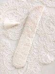 画像3: リボン刺繍のジュエリーのような扇子ケース完成品 (akiko) (3)