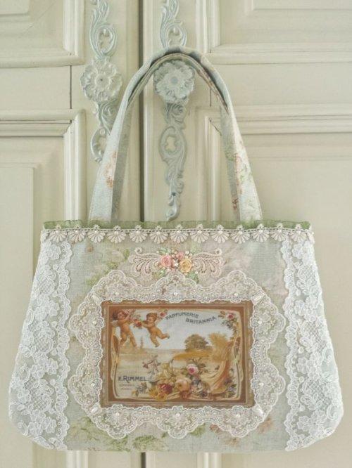 他の写真2: パヒュームラベルの天使のバッグのキット