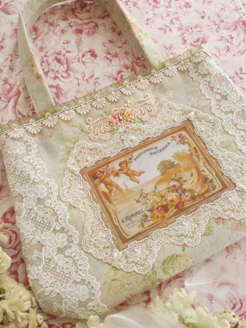 他の写真1: パヒュームラベルの天使のバッグのキット