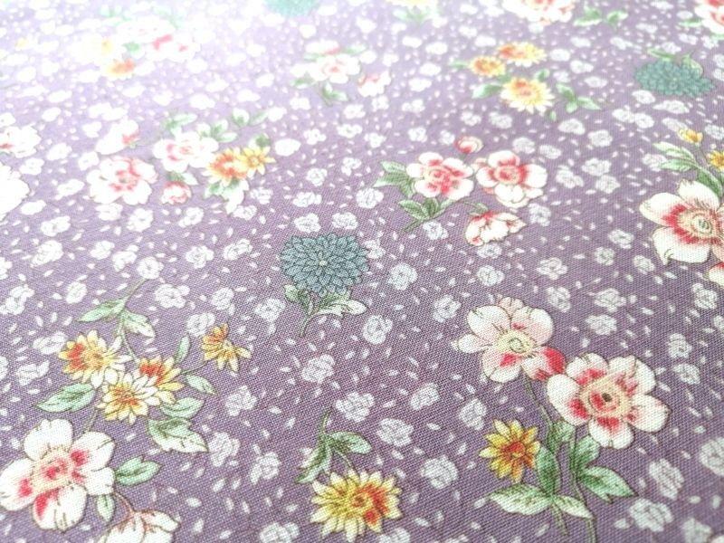 画像4: 小さな花柄