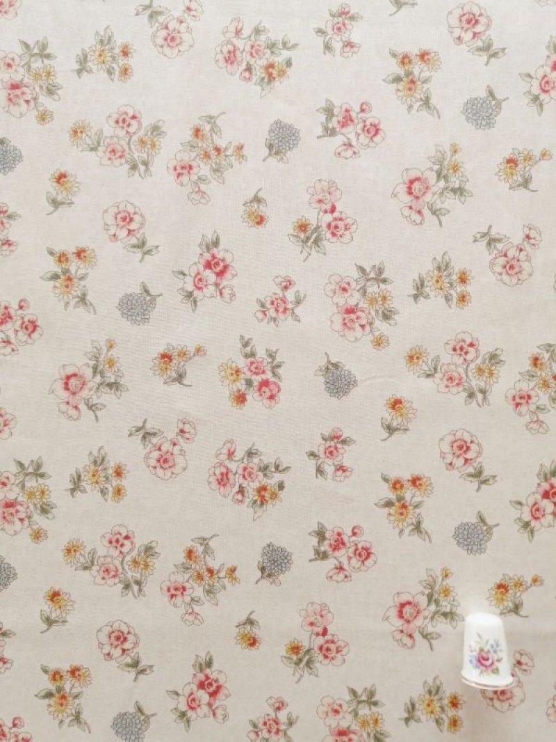 画像2: 小さな花柄