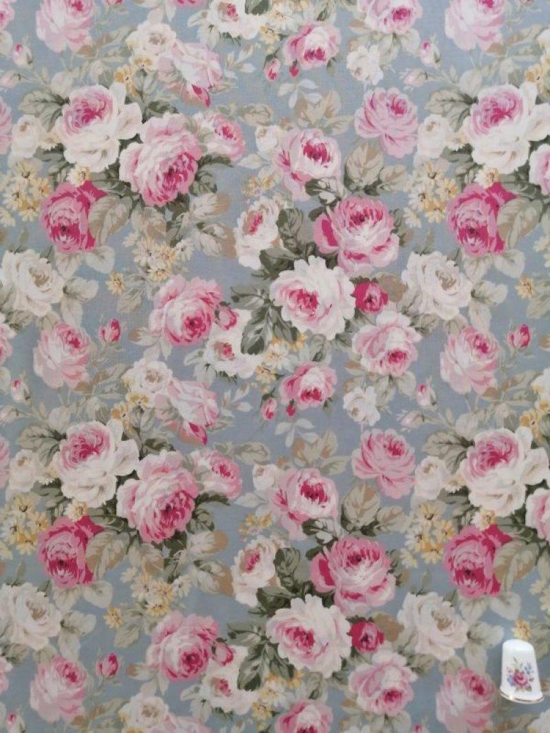 画像2: 中くらいの花柄