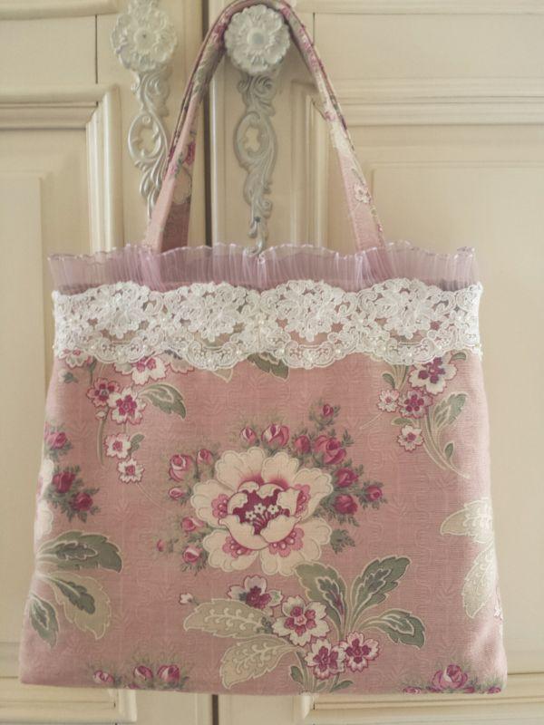画像3: ヴィクトリアンなバッグのキット